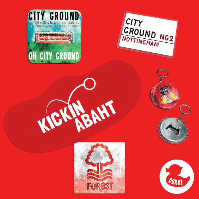 Come on you Reds! Forest Gift Set