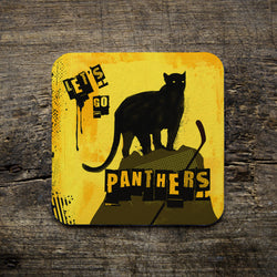Nottingham Panthers coaster