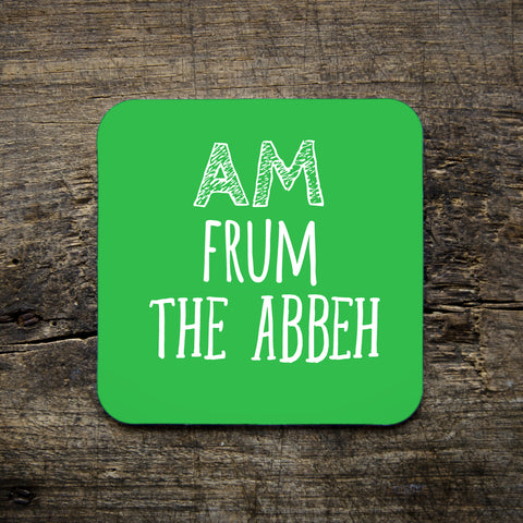 The Abbeh coaster