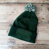 Build your own Beanie or Bobble Hat! All existing designs available