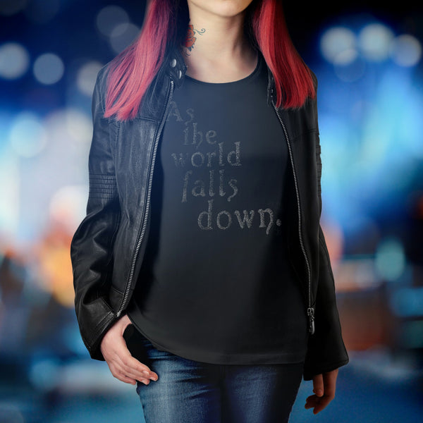 As the world falls down T-shirt