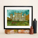Wollaton Hall Framed Prints