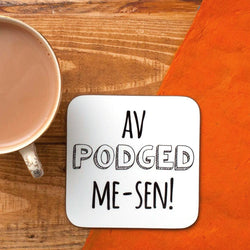 AV PODGED ME-SEN COASTER