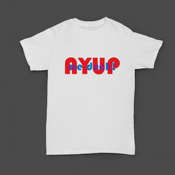 Ayup me Duck! Retro T-shirt