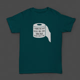 I survived the great 2020 bog roll shortage T-shirt