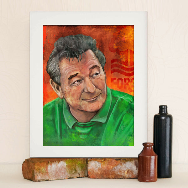 Brian Clough Limited Edition Prints