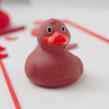 Engraved Rubber Ducks