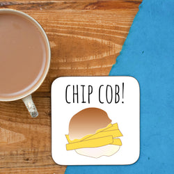 CHIP COB COASTER