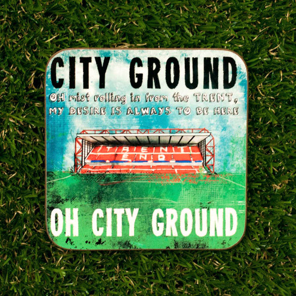 City Ground - Forest coaster