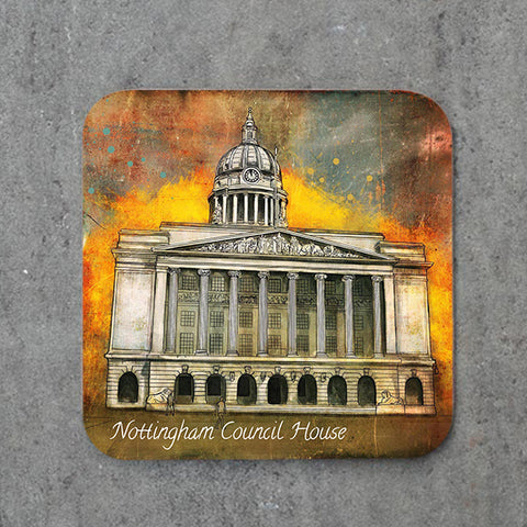 Council House Coasters