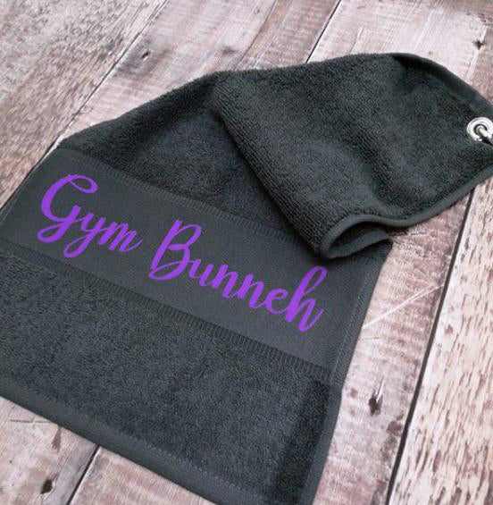 Gym Towels 100% Cotton