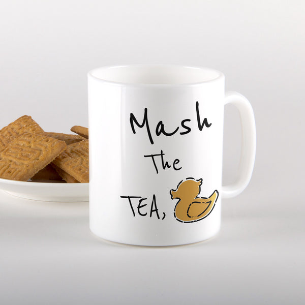 Mash the Tea, Duck! Mug