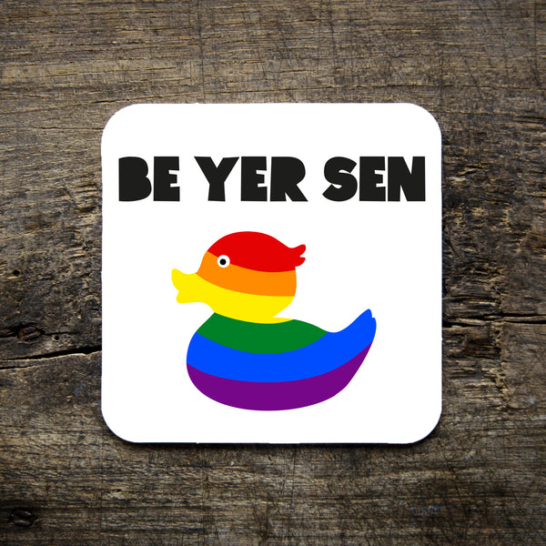 Be yer sen Duck Coasters