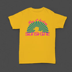 Ray of ducking sunshine T-shirt