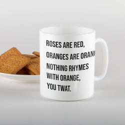 Oranges are Orange - Mug