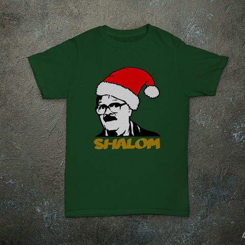 Shalom Friday night dinner Jim  Christmas T-shirt