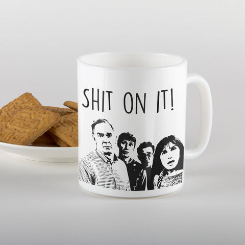 Shit on it! Mug