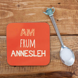 Annesleh - Annesley Placename Coaster