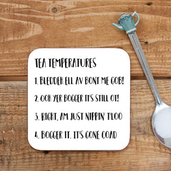 Tea Temperature COASTER