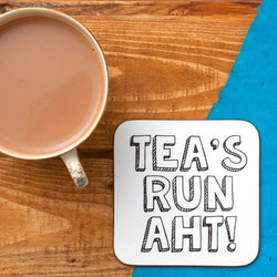 Tea's Run Aht! Coaster