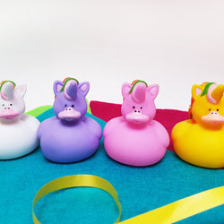 Unicorn Rubber Ducks