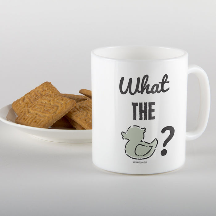 What the Duck? Mug