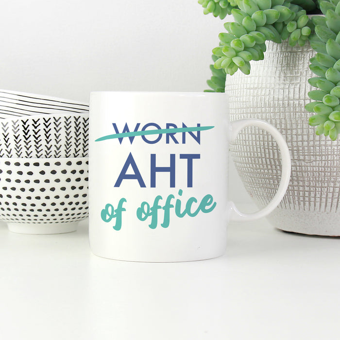 Aht of office Mug