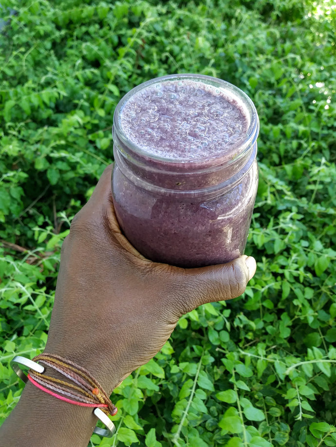 Smoothie of the Week: BlueBerry Bliss