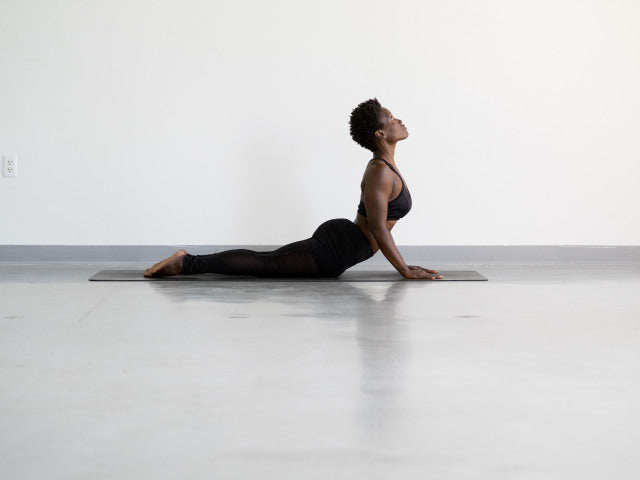 Yoga Pose of the Week: Cobra Pose