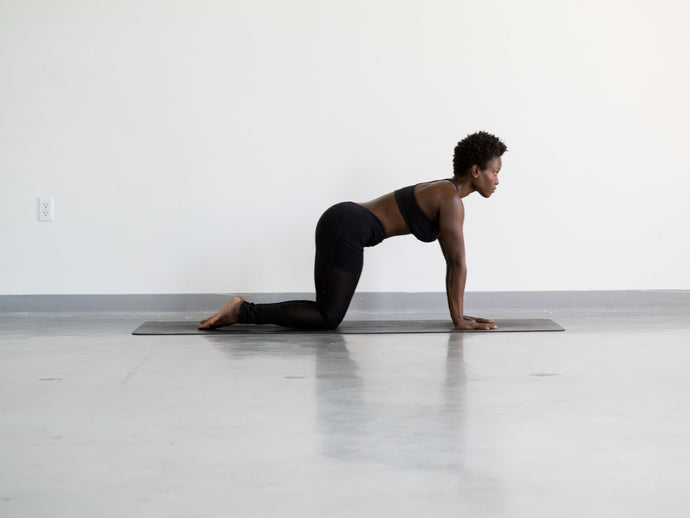 Yoga Pose of the Week: Table Top Pose
