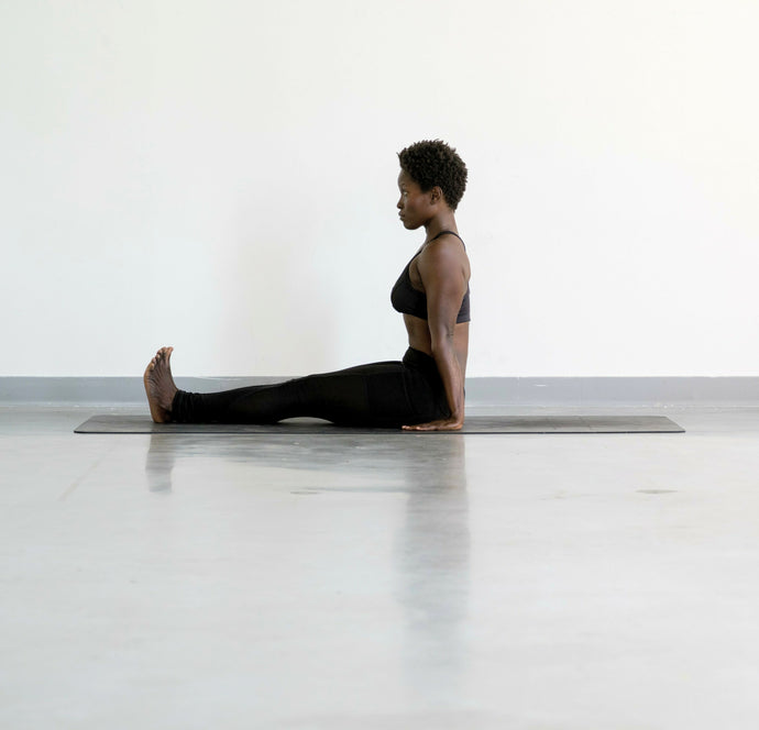 Yoga Pose of the Week: Staff Pose