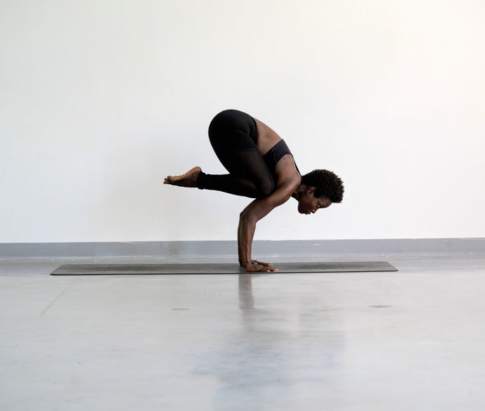 Yoga Pose of the Week: Crow Pose