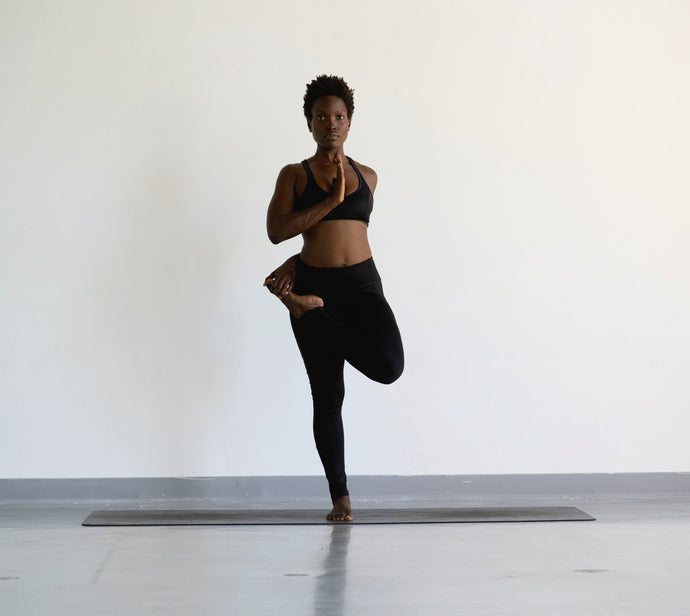 Yoga Pose of the Week: Tree Pose (Vrksasana)