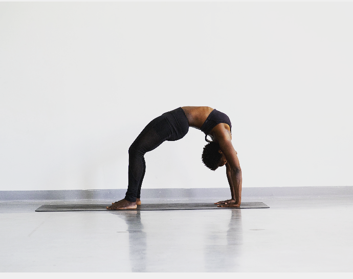 Yoga Pose of the Week: Wheel Pose