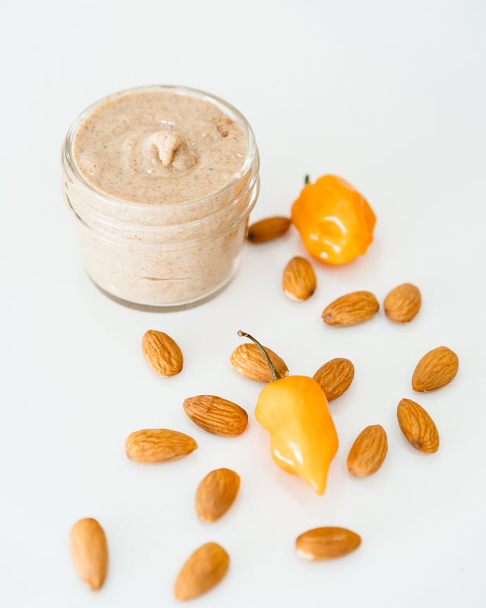 Haitian Inspired Almond Butter with NutraMilk