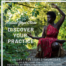 Discover Your Practice: Find Your Flow