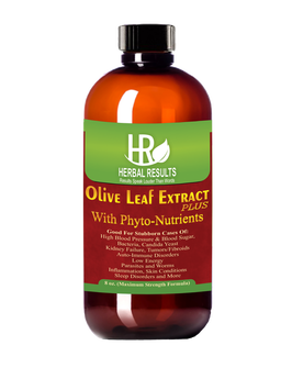 Olive Leaf Extract Plus With Phyto-Nutrients