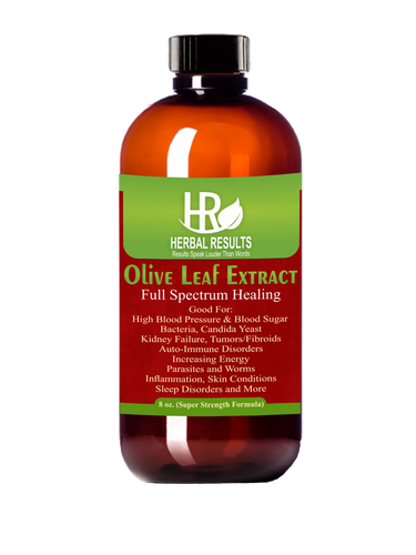 Olive Leaf Extract Super Strength