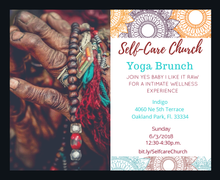 Self-Care Church: Yoga Brunch