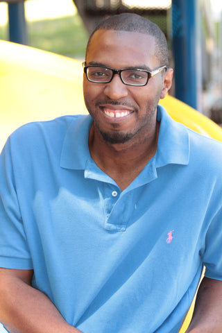 Author Kentrell Martin