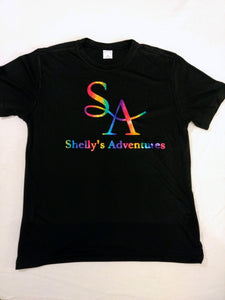 Shelly's Adventures Rainbow T-Shirt - Shelly's Adventures
