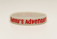 Glow in the dark wristband - Shelly's Adventures