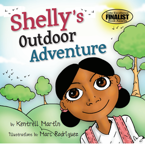Shelly's Outdoor Adventure Hardcover - Shelly's Adventures