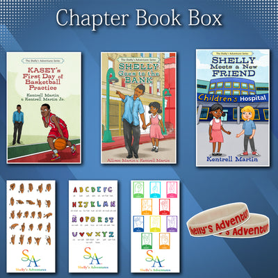 Chapter Book Box