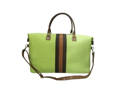Large Duffle - Bermuda Green