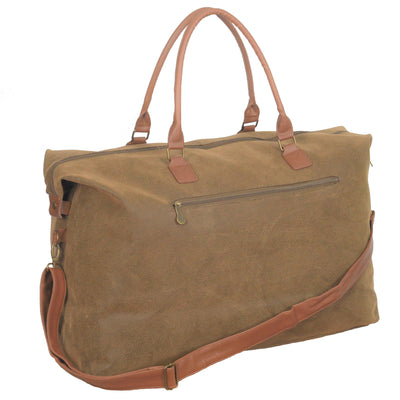 Large Duffle - Brown