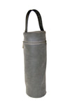 Bottle Carrier - Aspen Faux Suede Grain