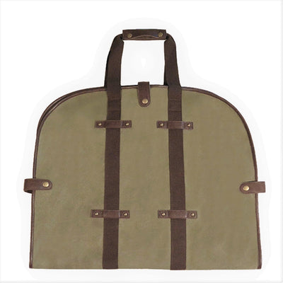 Garment Tote - Washed Green Canvas