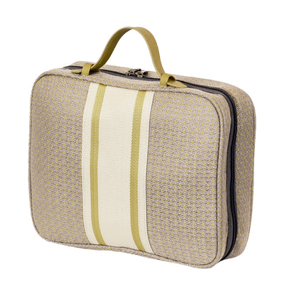 Large Hanging Toiletry Bag - Buckhead Gold