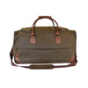 Escape Bag - Brown Faux Suede